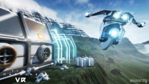 Time Machine VR Spiel